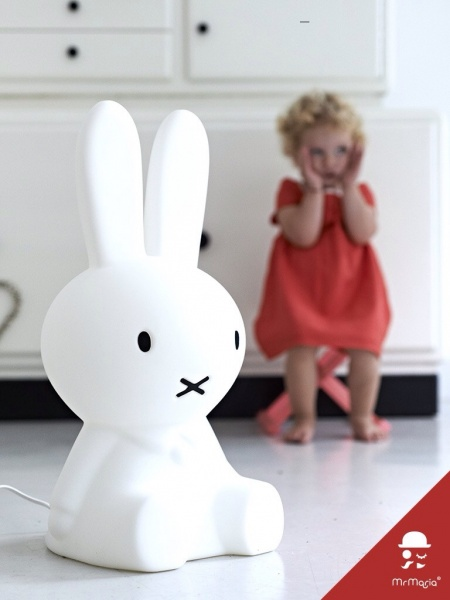 Miffy S bordlampe La vita è Bella